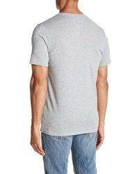 Hurley - Gray Morning View Graphic Tee for Men - Lyst