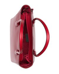 Lodis - Red Audrey Rfid Leather Cecily Tote - Lyst