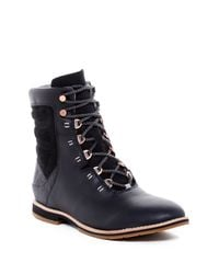 Ahnu | Black Chenery Hiking Boot | Lyst