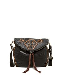 The Sak | Black Silverlake Leather Crossbody | Lyst