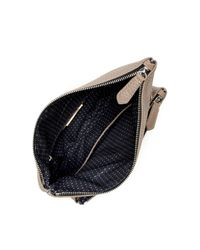 Urban Expressions - Natural Fiona Convertible Vegan Leather Clutch - Lyst