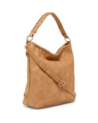 Moda Luxe - Multicolor Leona Faux Leather Hobo Bag - Lyst