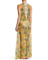 Maaji - Yellow Lemon Breeze Dress - Lyst