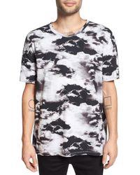 Zanerobe - Multicolor 'rugger' Oversize Crewneck T-shirt for Men - Lyst