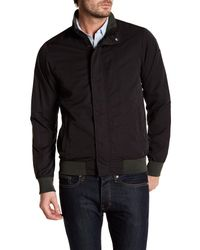 Scotch & Soda | Black Classic Bomber Jacket for Men | Lyst
