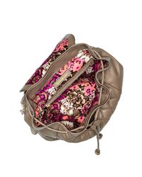 Vera Bradley - Multicolor Quilted Amy Backpack - Lyst