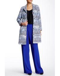 Trina Turk | Blue Ellan Pant | Lyst