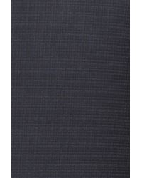 Hickey Freeman - Blue Classic B Fit Check Wool & Cashmere Suit for Men - Lyst