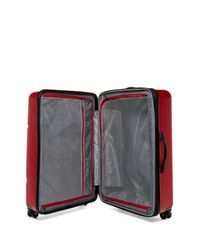 """Ben Sherman - Red Oxford 28"""" Upright Suitcase for Men - Lyst"""