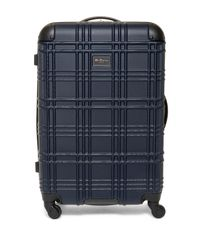"Ben Sherman - Blue Nottingham 24"" 4-wheel Upright Suitcase for Men - Lyst"