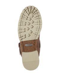 Woolrich - Natural 'baltimore' Engineer Boot (women) - Lyst