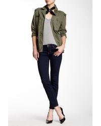 Women's Blue 712 Slim Jean