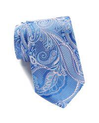 John W. Nordstrom | Pink Paisley Silk Tie for Men | Lyst