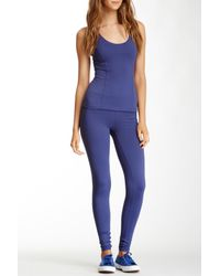 Threads For Thought - Blue Firefly Legging - Lyst