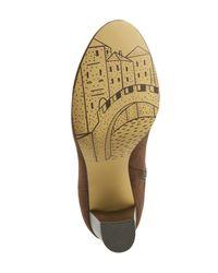 Bella Vita - Brown Telluride Ii Over The Knee Boot (women) - Lyst