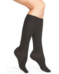 Smartwool - Gray Wheat Fields Merino Wool Blend Socks - Lyst