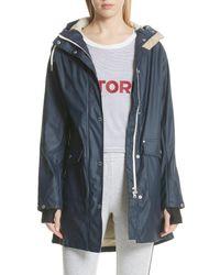 Tretorn - Blue Erna Raincoat (nordstrom Exclusive) - Lyst