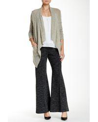 Weston Wear | Black To Be Seen Wide Leg Pant | Lyst