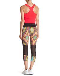 Body Glove | Black Culture Cobra Capri Leggings | Lyst