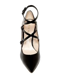 Nine West | Black Mykela Pump | Lyst