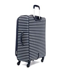 "Tommy Bahama - Blue Cancun 24"" Expandable Spinner Suitcase - Lyst"