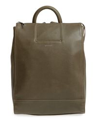 Matt & Nat - Green 'katherine' Faux Leather Backpack - Lyst