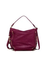 Urban Expressions - Purple Jessie Hobo Bag - Lyst