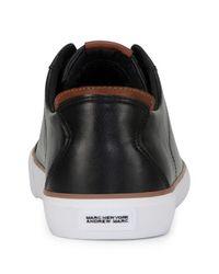 Andrew Marc - Black Glenmore Sneaker for Men - Lyst