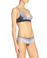 Free People - Multicolor Fools Gold Underwire Bralette - Lyst