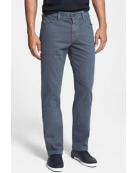 AG Jeans - Blue Graduate Tailored Leg Pant for Men - Lyst