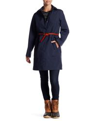 Helly Hansen - Blue Embla Dress Coat - Lyst