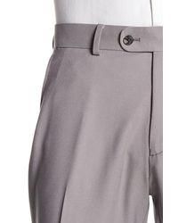 Perry Ellis - Multicolor Gray Two Button Notch Lapel Slim Fit Suit for Men - Lyst