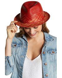 Helen Kaminski - Multicolor Teru Hat - Lyst