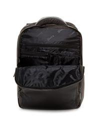 Lipault - Black Plume Premium Nylon Laptop Backpack for Men - Lyst