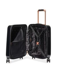 Ted Baker - Black Small Versailles 21-inch Spinner Carry-on - Lyst