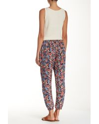 Joie - Multicolor Augen Silk Tapered Pant - Lyst