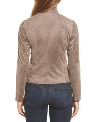 Kut From The Kloth - Multicolor Mai Faux Suede Jacket - Lyst