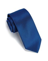 Perry Ellis - Blue Durand Mini Circle Tie for Men - Lyst