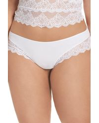 Only Hearts | White So Fine Hipster Panties | Lyst