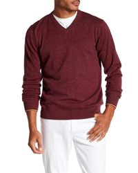 Robert Graham - Red Antony Sweater for Men - Lyst