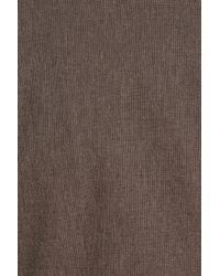 Lubiam - Brown Classic Fit Cotton Blend Blazer for Men - Lyst