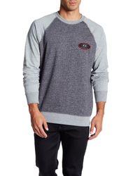 Oakley | Gray Local Fleece Sweatshirt for Men | Lyst