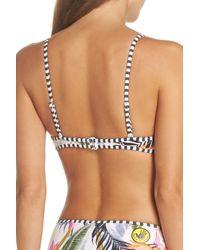 Body Glove - Multicolor Litz Greta Underwire Bikini Top - Lyst