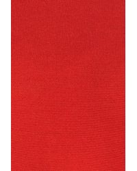 Eileen Fisher - Red Organic Cotton High/low Tunic (plus Size) - Lyst