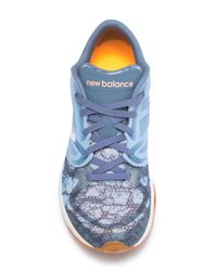 New Balance - Blue Fresh Foam 822v3 Graphic Training Sneaker - Wide Width Available - Lyst