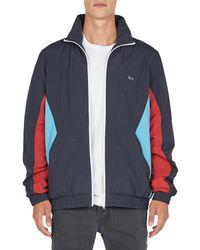 Barney Cools - Blue B.quick Track Jacket for Men - Lyst