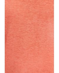 Caslon - Multicolor Burnout Sweatshirt - Lyst