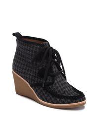 G.H.BASS - Black Rosa Chukka Boot - Lyst