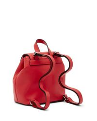 French Connection - Red Vale Mini Backpack - Lyst
