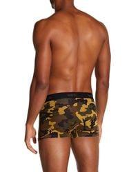 Wesc   Multicolor Stan Camo Boxer Briefs for Men   Lyst